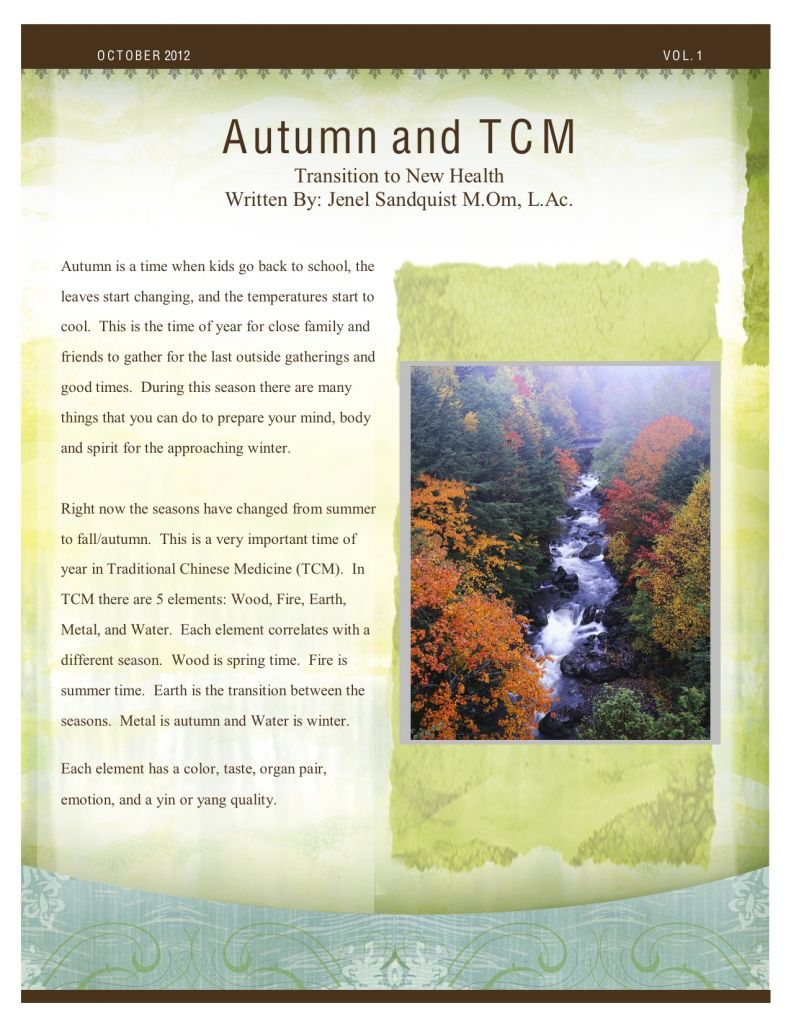 Autumn 20Newsletter 202012